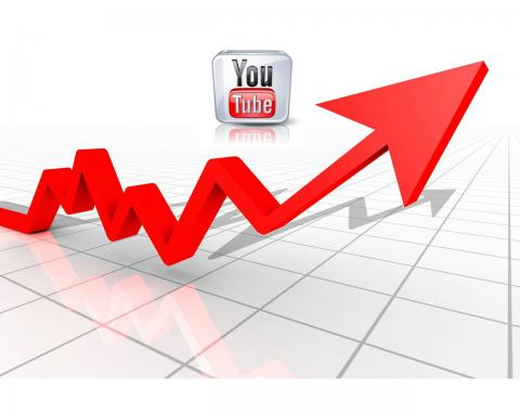Youtube videos a fort trafic