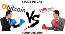 Bitcoin Vs. 1TPE
