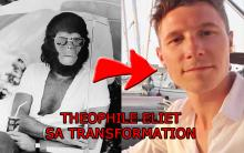 Théophile Eliet, sa transformation
